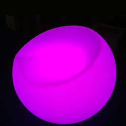 LAMPE LED POUF LOUNGE...